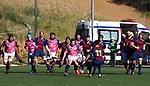 FC Barcelona 31 v 42 VRAC Quesos Entrepinares, Stadio La Teixonera, Barcelona. Jornada 12, Liga Heineken 2017/2018. Photo Martin SerasLima