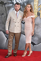 director Guy Ritchie and wife, Jacqui Ainsley<br /> at the premiere of &quot;King Arthur:Legend of the Sword&quot; at the Empire Leicester Square, London. <br /> <br /> <br /> &copy;Ash Knotek  D3265  10/05/2017