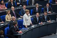 2018/03/14 Politik | Deutscher Bundestag | Wahl Angela Merkel
