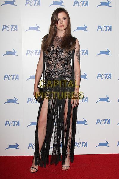 LOS ANGELES, CA - SEPTEMBER 30: Ireland Baldwin at PETA's 35th Anniversary Party at Hollywood Palladium on September 30, 2015 in Los Angeles, California. <br /> CAP/MPI22<br /> &copy;MPI22/Capital Pictures