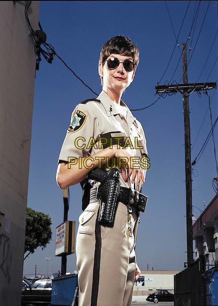 KERRI KENNEY.in Reno 911.Filmstill - Editorial Use Only.Ref: FB.www.capitalpictures.com.sales@capitalpictures.com.Supplied by Capital Pictures