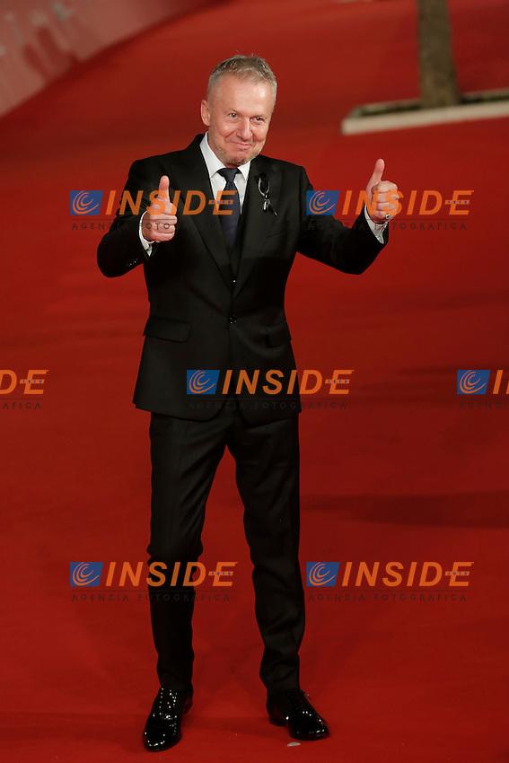 Boguslaw Linda<br /> Roma 14-10-2016. Festa del Cinema di Roma XI edizione<br /> Rome 14th October 2016. Rome Film Fest XI edition.<br /> Foto Samantha Zucchi Insidefoto