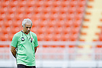 Vahid Halilhodzic (JPN), SEPTEMBER 5, 2016 - <br /> Football / Soccer : Japan training session ahead of the FIFA World Cup Russia 2018 Asian Qualifier <br /> Final Round match agansit Thailand at Rajamangala National Stadium, Bangkok, Thailand.<br /> (Photo by Yusuke Nakanishi/AFLO SPORT)