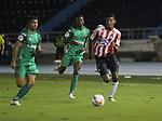 Junior venció 4-0 a Patriotas.  Fecha 15 Liga Águila II-2018.