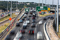 MoPac (Loop 1) is straining under increasing traffic loads and has become a rush-hour parking lot for much of its length due to capacity limits, and when those limits are exceeded it causes serious traffic gridlock.