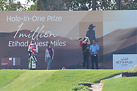Thomas Pieters (BEL) on the 7th tee during the Pro-Am of the Abu Dhabi HSBC Championship 2020 at the Abu Dhabi Golf Club, Abu Dhabi, United Arab Emirates. 15/01/2020<br /> Picture: Golffile | Thos Caffrey<br /> <br /> <br /> All photo usage must carry mandatory copyright credit (© Golffile | Thos Caffrey)