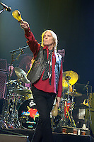 TOM PETTY AND THE HEARTBREAKERS, Live, In New York City,<br /> Madison Sqare Garden, June 20, 2006. <br /> Photo Credit: Eddie Malluk/Atlas Icons.com