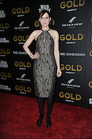 www.acepixs.com<br /> January 17, 2017  New York City<br /> <br /> Lena Hall attending The World Premiere of 'Gold' at AMC Loews Lincoln Square 13 theater on January 17, 2017 in New York City.<br /> <br /> <br /> Credit: Kristin Callahan/ACE Pictures<br /> <br /> Tel: 646 769 0430<br /> Email: info@acepixs.com