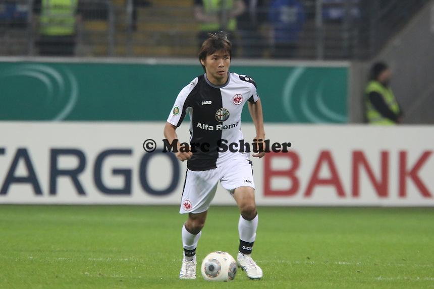 Takashi Inui (EIntracht) - Eintracht Frankfurt vs. VfL Bochum, Commerzbank Arena, 2. Runde DFB-Pokal