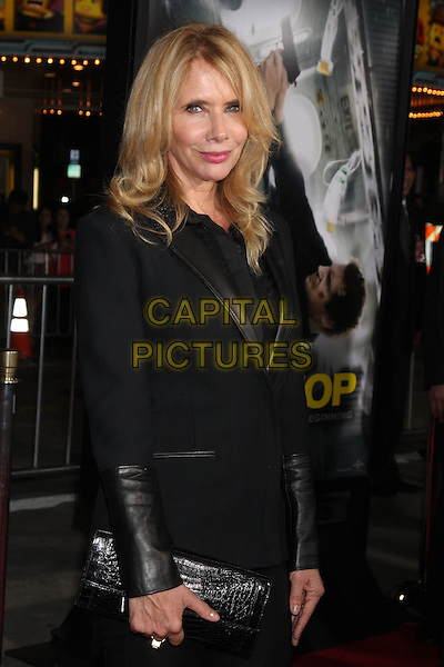 LOS ANGELES, CA - FEBRUARY 24: Rosanna Arquette at the &quot;Non-Stop&quot; Premiere, Village Theater, Westwood,  February 24, 2014. <br /> CAP/MPI/JO<br /> &copy;JO/MPI/Capital Pictures