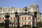 Hotel Palais - Palace; Biarritz; Aquitaine; Pyrenees Atlantiques; France