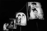 Iraq. Baghdad. Karrada Street. Photo lab. Wedding pictures. 22.02.04 © 2004 Didier Ruef