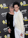 Kelly Osbourne & Johnny Weir at the 2010 NewNowNext Awards held at The Edison in Los Angeles, California on June 08,2010                                                                               © 2010 Debbie VanStory / Hollywood Press Agency