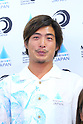 Kaito Ohashi, <br /> AUGUST 4, 2016 - Surfing : <br /> Nippon Surfing Association holds a press conference after it was decided that <br /> the sport of surfing would be added to the Tokyo 2020 Summer Olympic Games on August 3rd, 2016 <br /> in Tokyo, Japan. <br /> (Photo by AFLO SPORT)