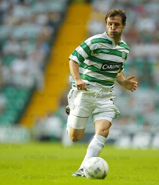 Jamie Smith, Celtic.Stock season 2003-04..pic willie vass