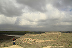 Israel, Shephelah,Tel Lachish, the site of the biblical Lachish