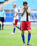 Adrian Fein (HSV)<br />Hamburg, 28.06.2020, Fussball 2. Bundesliga, Hamburger SV - SV Sandhausen<br />Foto: VWitters/Witters/Pool//via nordphoto<br /> DFL REGULATIONS PROHIBIT ANY USE OF PHOTOGRAPHS AS IMAGE SEQUENCES AND OR QUASI VIDEO<br />EDITORIAL USE ONLY<br />NATIONAL AND INTERNATIONAL NEWS AGENCIES OUT