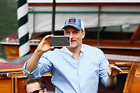 VENICE, ITALY - September 4th: Woody Harrelson arrives at Darsena Excelsior during 74th Venice Film Festival at Excelsior Hotel on September 4th, 2017 in Venice, Italy. (Mark Cape/insidefoto)