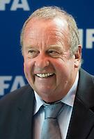 Zurigo 14-10-2016  Football FIFA - Council meeting; FIFA   Council member Michel D'Hooghe (BEL) at the FIFA headquarters  in Zurich<br />  Foto Steffen Schmidt/freshfocus/Insidefoto ITALY ONLY
