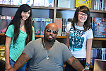 CORAL GABLES, FL - SEPTEMBER 21: CeeLo Green greets fans and signs copies of his book 'Everybodys Brother' at Books and Books on September 21, 2013 in Coral Gables, Florida. (Photo by Johnny Louis/jlnphotography.com)