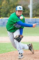 Baseball vs Rhode Island College_4-8-16