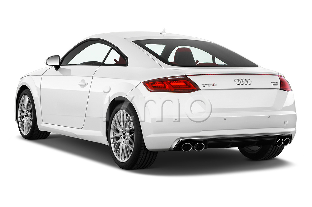 Audi TTS Door Coupe Angular Rear Car Pictures Izmostock - 2 door audi