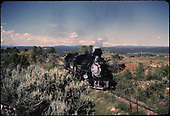 D&amp;RGW #478 east of Durango.<br /> D&amp;RGW  e. of Durango, CO