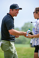 Paul Casey (GBR) after winning his match against Charl Schwartzel (RSA) during round 3 of the World Golf Championships, Dell Technologies Match Play, Austin Country Club, Austin, Texas, USA. 3/24/2017.<br /> Picture: Golffile | Ken Murray<br /> <br /> <br /> All photo usage must carry mandatory copyright credit (&copy; Golffile | Ken Murray)