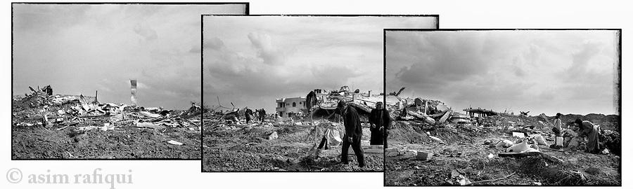 Location: Jabaliya Refugee Camp, Gaza City.