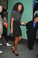 NEW YORK, NY - SEPTEMBER 10: Serena Williams at Good Morning America in New York City. © RW/MediaPunch Inc. /NortePhoto.com<br />