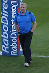 Dragons coach Lyn Jones<br /> RaboDirect Pro 12<br /> Newport Gwent Dragons v Ulster<br /> Rodney Parade<br /> 06.09.13<br /> <br /> &copy;Steve Pope-SPORTINGWALES