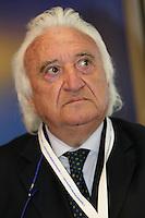 Presentazione dei candidati campani del Nuovo centro destra alle elezioni europee<br /> nella foto Gerardo Brusco