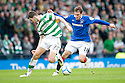 :: CELTIC'S CHARLIE MULGREW AND RANGERS' NIKICA JELAVIC CHALLENGE ::