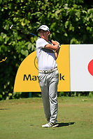 Ben Leong (MAS) in action on the 8th during Round 3 of the Maybank Championship at the Saujana Golf and Country Club in Kuala Lumpur on Saturday 3rd February 2018.<br /> Picture:  Thos Caffrey / www.golffile.ie<br /> <br /> All photo usage must carry mandatory copyright credit (© Golffile | Thos Caffrey)