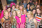 "8855-8858.Charity: Orlagh Winters, Tralee (front centre) was overwhelmed with support on Saturday night last, when she organised a charity night called ""paint the Blasket pink"" for breast cancer awareness in the Blasket Inn bar, Castle St, Tralee."