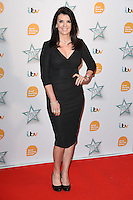 Dawn Harper<br /> arrives for the Good Morning Britain Health Star Awards 2016 at the Park Lane Hilton, London<br /> <br /> <br /> &copy;Ash Knotek  D3107 14/04/2016