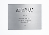 Vojdani Trim Seminar Room<br />