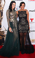 PASADENA, CA, USA - OCTOBER 10: Edy Ganem, Judy Reyes arrive at the 2014 NCLR ALMA Awards held at the Pasadena Civic Auditorium on October 10, 2014 in Pasadena, California, United States. (Photo by Celebrity Monitor)