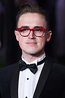 "Tom Fletcher<br /> arriving for the ""Mary Poppins Returns"" premiere at the Royal Albert Hall, London<br /> <br /> ©Ash Knotek  D3467  12/12/2018"
