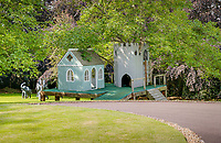 BNPS.co.uk (01202 558833)<br /> Pic: KnightFrank/BNPS<br /> <br /> Impressive tree house.<br /> <br /> A breathtaking waterfront mansion that was once home to Sir Francis Drake has emerged for sale for £5m.<br /> <br /> Belvedere in Exmouth, Devon, is nestled on the banks of the River Exe and was historically part of the Nutwell Estate.<br /> <br /> Nutwell was the Drake family home and passed through the generations before falling into the hands of the explorer in the 16th century.
