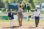 September 05, 2020: Chestertown ridden by Jose Ortiz trained by Steven M. Asmussen in the 3rd Race on New York Bred Stakes day at Saratoga Race Course in Saratoga Springs, New York. Rob Simmons/CSM