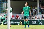 07.07.2019, Parkstadion, Zell am Ziller, AUT, TL Werder Bremen Zell am Ziller / Zillertal Tag 03 - FSP Blitzturnier<br /> <br /> im Bild<br /> Yuya Osako (Werder Bremen #08) ärgert sich über vergebene Torchance, <br /> <br /> im ersten Spiel des Blitzturniers SV Werder Bremen vs WSG Swarowski Tirol, <br /> <br /> Foto © nordphoto / Ewert