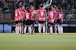 Jef Chiba Ladies team group, <br /> SEPTEMBER 3, 2016 - Football / Soccer : <br /> Plenus Nadeshiko League Cup 2016 Division 1 Final match <br /> between NTV Beleza 4-0 Jef Chiba Ladies <br /> at Ajinomoto Field Nishigaoka in Tokyo, Japan. <br /> (Photo by AFLO SPORT)