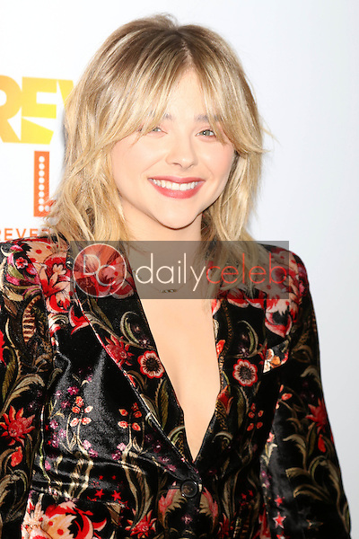 Chloe Grace Moretz<br /> at the TrevorLIVE Los Angeles 2016, Beverly Hilton Hotel, Beverly Hills, CA 12-04-16<br /> David Edwards/DailyCeleb.com 818-249-4998