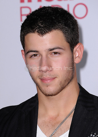 LAS VEGAS, NV - SEPTEMBER 19:  Nick Jonas at the 2014 iHeartRadio Music Festival at the MGM Grand Garden Arena on September 19, 2014 in Las Vegas, Nevada. PGSK/MediaPunch