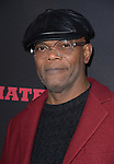 Samuel L. Jackson at The Weinstein L.A. Premiere of The Hateful Eight held at The Arclight Theatre in Hollywood, California on December 07,2015                                                                   Copyright 2015 Hollywood Press Agency