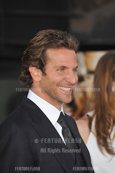 "Bradley Cooper at the Los Angeles premiere of his new movie ""The A-Team"" at Grauman's Chinese Theatre, Hollywood..June 3, 2010  Los Angeles, CA.Picture: Paul Smith / Featureflash"
