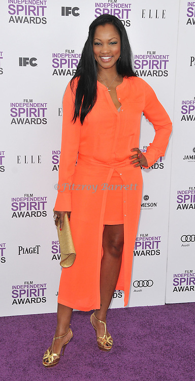 Garcell Beauvais-Nilon at the 2012 Film Independent Spirit Awards held at Santa Monica Beach, CA.. February 25, 2012