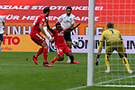 Ridle Baku (FSV Mainz 05 #34), Claudio Pizarro (Werder Bremen #14), Florian Müller / Florian Mueller (FSV Mainz 05 #01)<br /> <br /> <br /> Sport: nphgm001: Fussball: 1. Bundesliga: Saison 19/20: 33. Spieltag: 1. FSV Mainz 05 vs SV Werder Bremen 20.06.2020<br /> <br /> Foto: gumzmedia/nordphoto/POOL <br /> <br /> DFL regulations prohibit any use of photographs as image sequences and/or quasi-video.<br /> EDITORIAL USE ONLY<br /> National and international News-Agencies OUT.