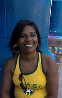 girl in Havana, Cuba